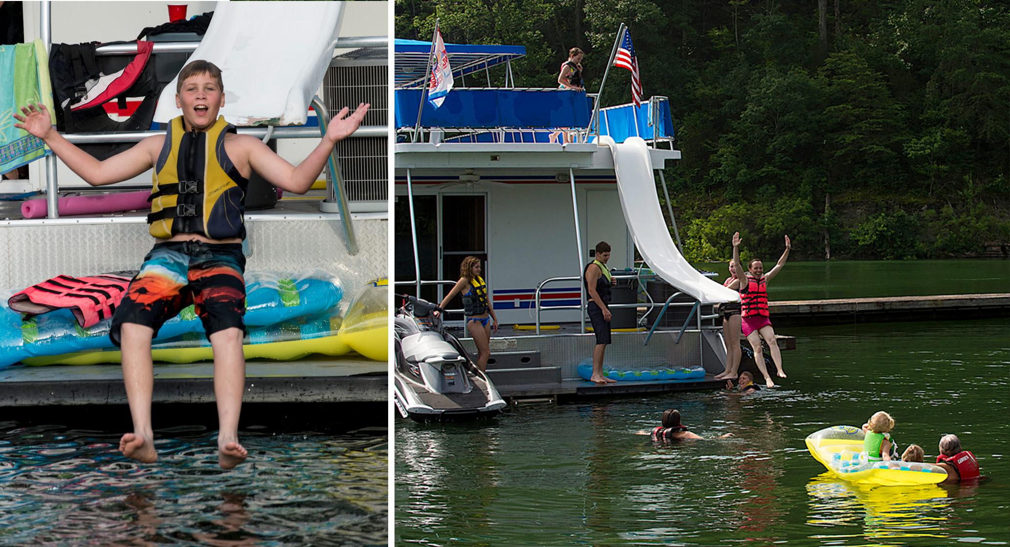 Houseboat Rentals - Conley Bottom Resort